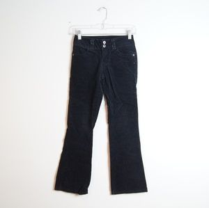 Limited Too | Black Velvet Pants | Size 10